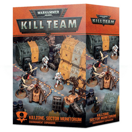 Warhammer 40000: Kill Team -  Killzone: Sector Munitorum