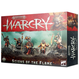 Age of Sigmar: Warcry - Scions of the Flame