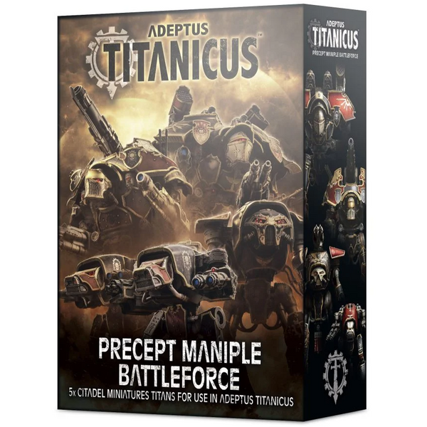 Adeptus Titanicus - Precept Maniple Battleforce