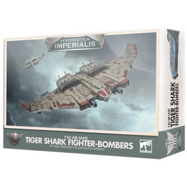 Aeronautica Imperialis: T'au Air Caste Tiger Shark Fighter-Bombers