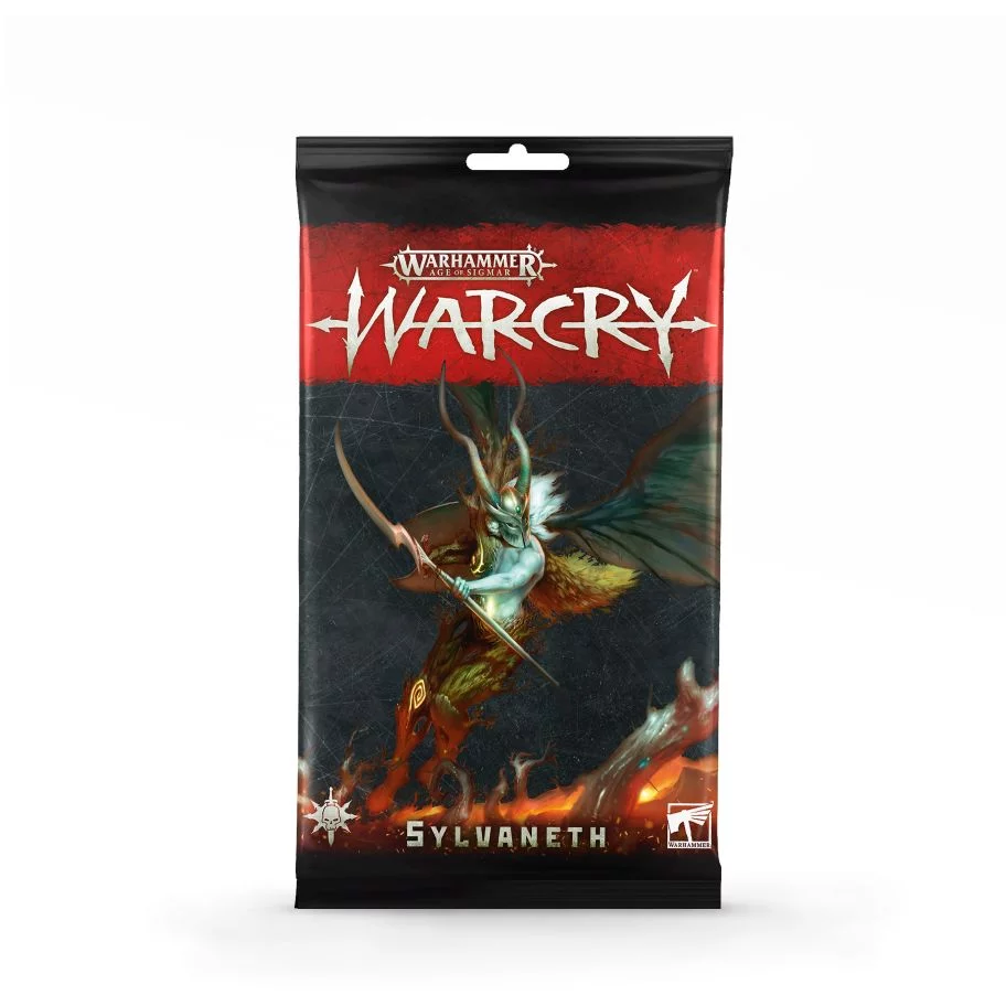 Age of Sigmar: Warcry - Sylvaneth Cards