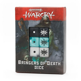Age of Sigmar: Warcry - Bringers of Death Dice Set