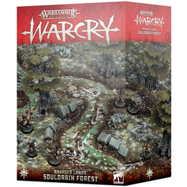 Age of Sigmar: Warcry - Ravaged Lands: Souldrain Forest