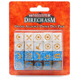 Warhammer: Underworlds - Grand Alliance Order Dice Pack