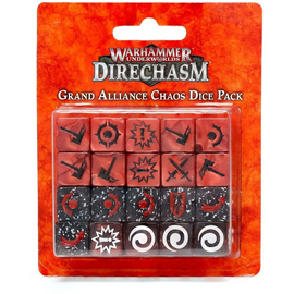 Warhammer: Underworlds - Grand Alliance Chaos Dice Pack