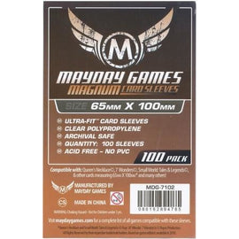 Mayday Sleeves - Standard Magnum Copper (100pk)