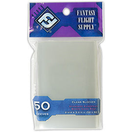 Fantasy Flight Card Sleeves - Standard European - 50pk