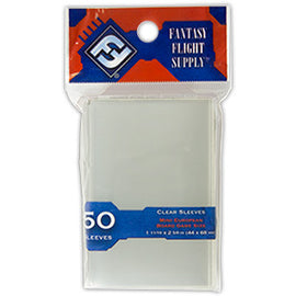 Fantasy Flight Card Sleeves - Mini European - 50 Pack