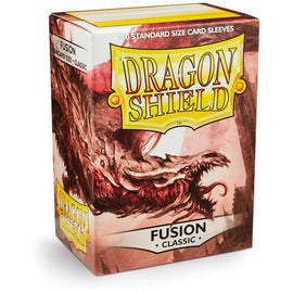 Dragon Shield Sleeves - Fusion (100pk)