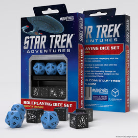 Star Trek Adventures - Sciences Division Dice Set