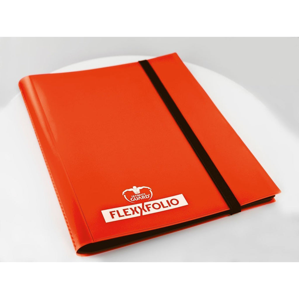 Folder Ultimate Guard 9-Pocket FlexXfolio Orange