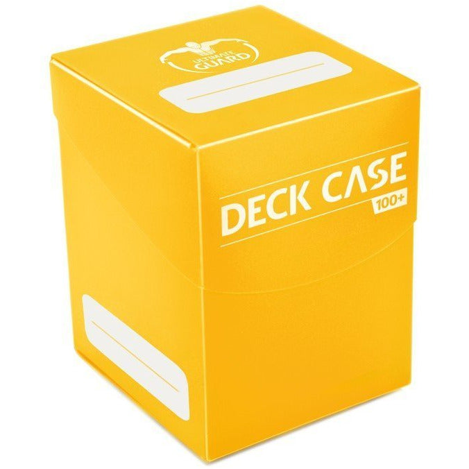 Deck Case 100+ - Yellow
