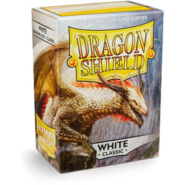 Dragon Shield Sleeves - White (100pk)