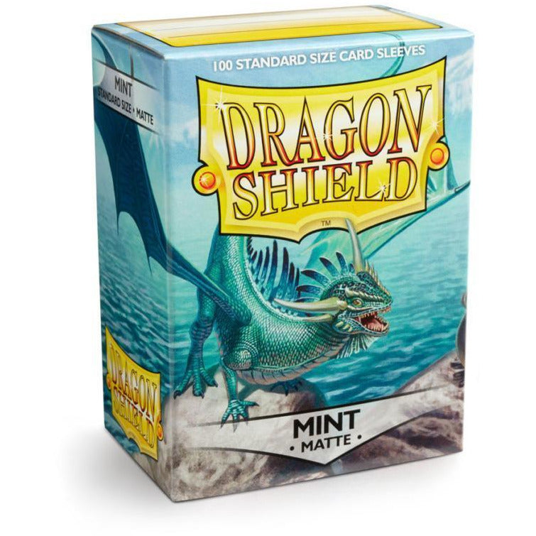 Dragon Shield Sleeves Matte - Mint (100pk)