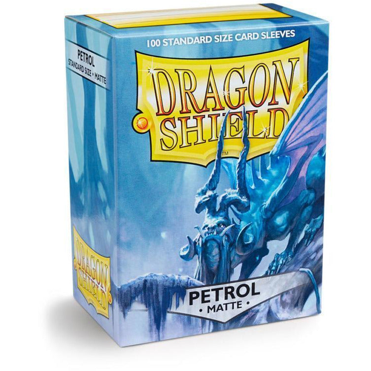 Dragon Shield Sleeves Matte - Petrol (100pk)