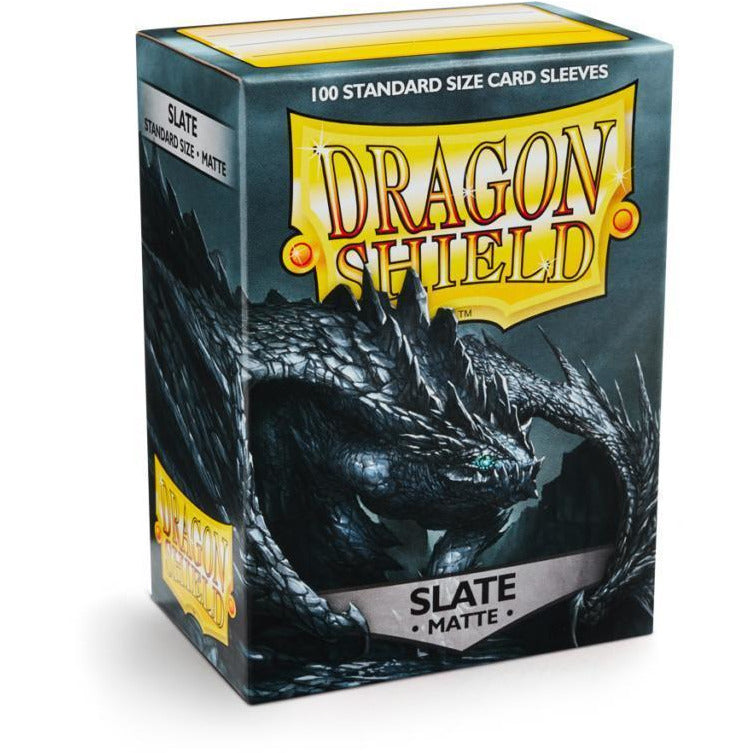 Dragon Shield Sleeves Matte - Slate (100pk)