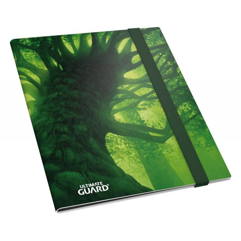 Ultimate Guard - Flexxfolio 'Lands Edition' - Forest - 9 Pocket