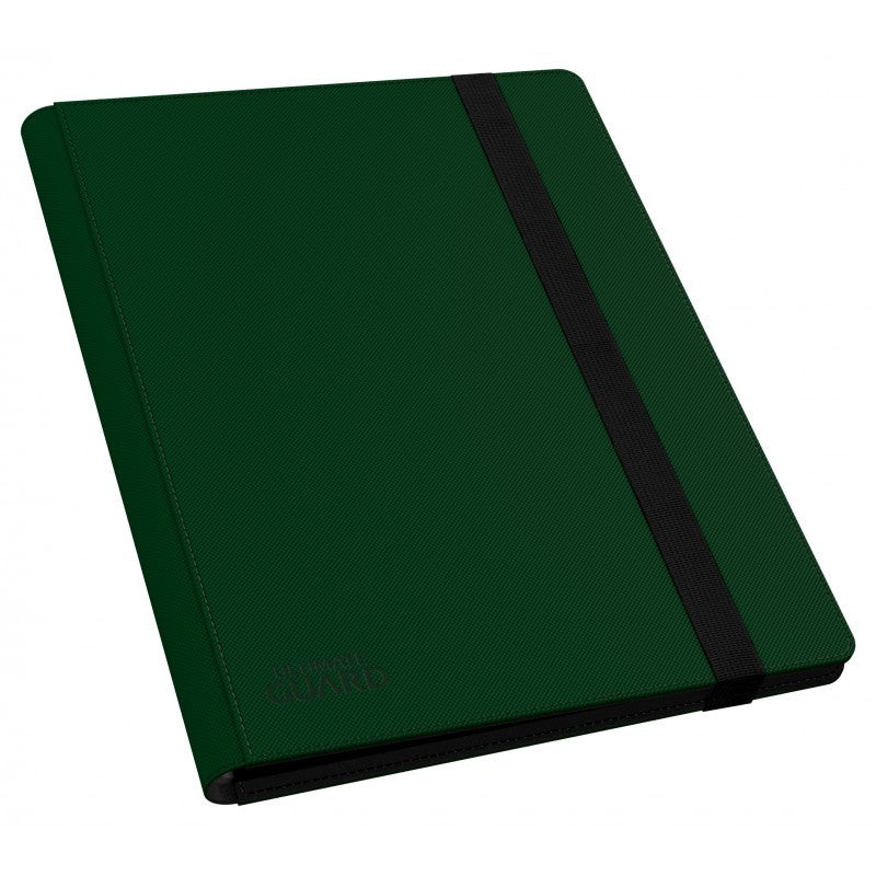 Folder Ultimate Guard 9-Pocket FlexXfolio XenoSkin Green