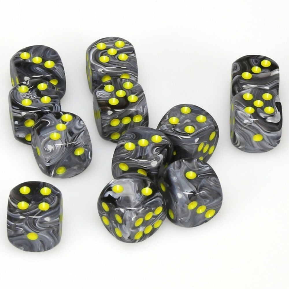 Vortex 16mm D6 Black/Yellow (12) - CHX27638