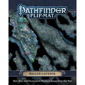 Pathfinder Flip Mat: Bigger Caverns