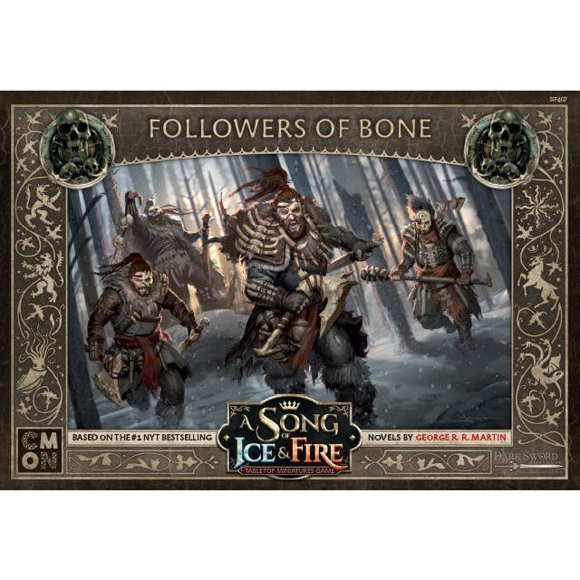 ASoIaF Miniatures Game - Free Folk Followers of Bone