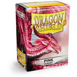 Dragon Shield Sleeves - Pink (100pk)
