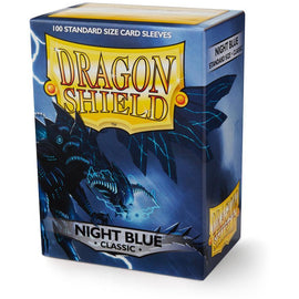 Dragon Shield Sleeves - Night Blue (100pk)