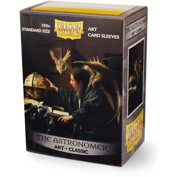 Sleeves - Dragon Shield - Box 100 ART Sleeves 'The Astronomer'