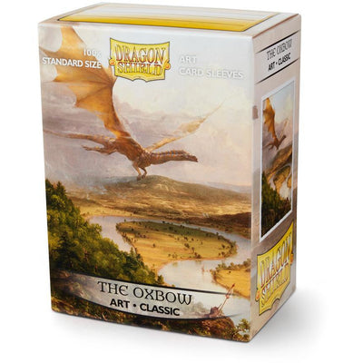 Sleeves - Dragon Shield - Box 100 ART Sleeves 'The Oxbow' product-item1