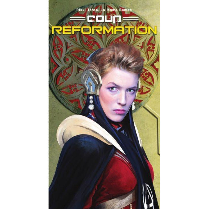 Coup: Reformation (Expansion Only)
