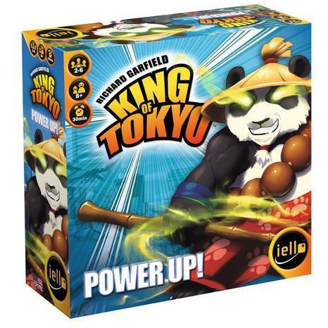 King of Tokyo: Power Up! 2017 Edition