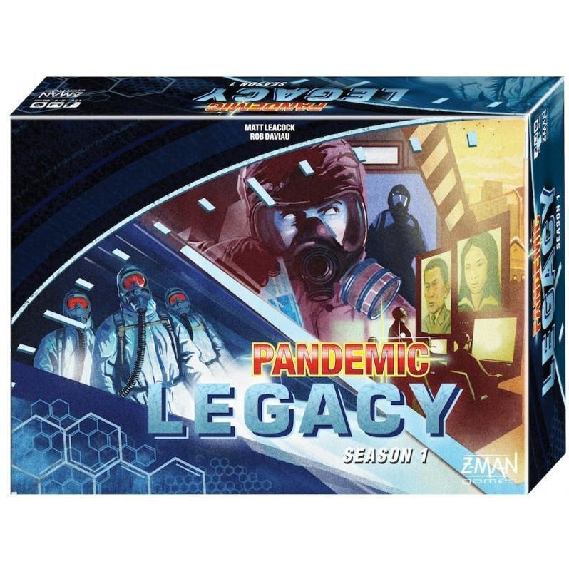 Pandemic Legacy: Blue Edition