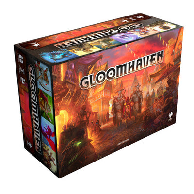 Gloomhaven Revised Edition product-item1