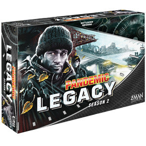 Pandemic: Legacy - Season 2 (Black Edition)