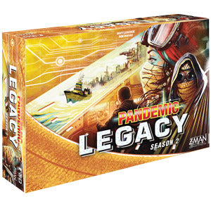 Pandemic: Legacy - Season 2 (Yellow Edition)