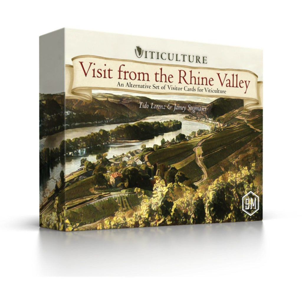 Viticulture - Visit from the Rhine Valley