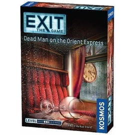Exit: The Game - Dead Man on The Orient Express
