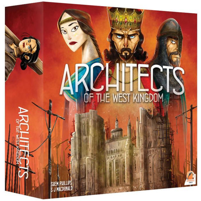 Architects of the West Kingdom (Kickstarter)