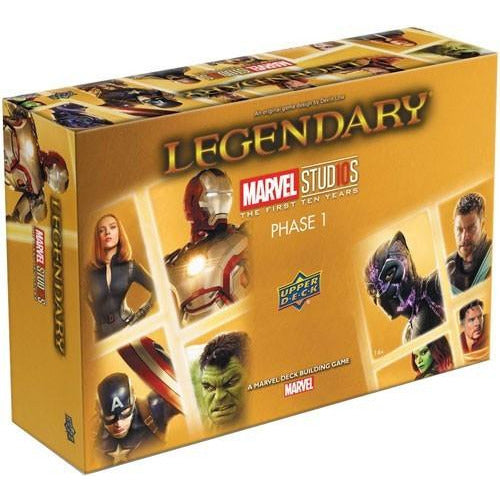 Legendary: Marvel 10th Anniversary Edition
