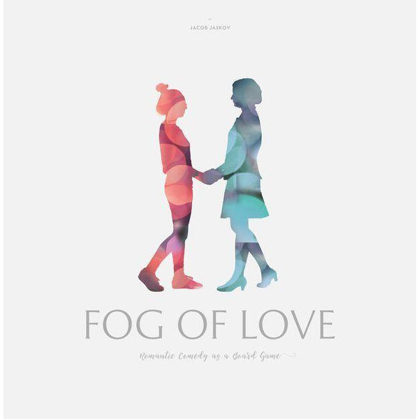 Fog of Love: Alternate Girl Girl Cover