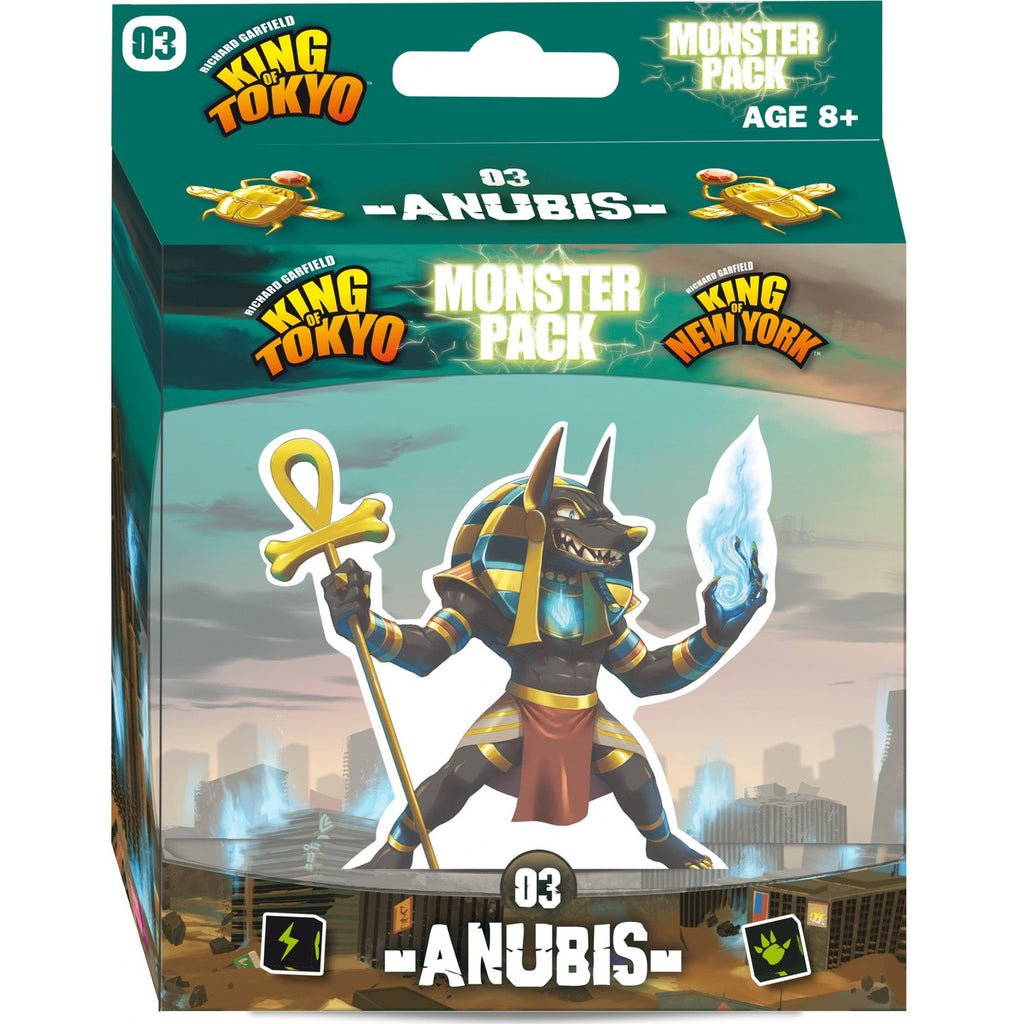 King of Tokyo/New York: Monster Pack: Anubis