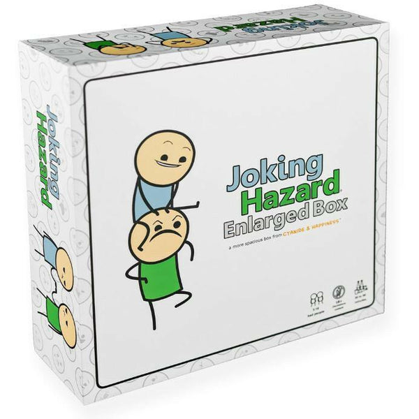 Joking Hazard: Enlarged Box