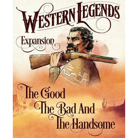 Western Legends: The Good, the Bad, and the Handsome