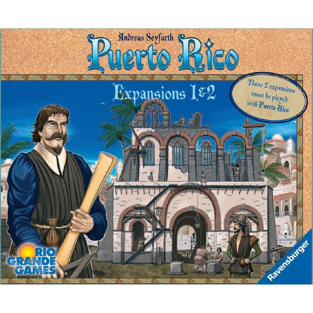 Puerto Rico: Expansions 1 & 2