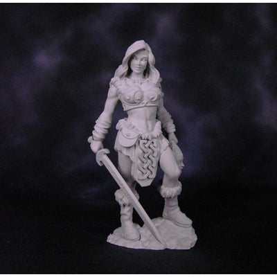 Bombshell Miniatures: Tara the Sword Mistress (75mm Scale) product-item1