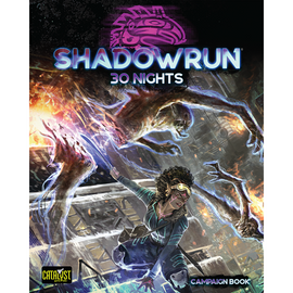 Shadowrun RPG - 30 Nights Campaign