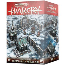 Age of Sigmar: Warcry - Ravaged Lands: Corpsewrack Mausoleum