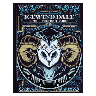 Dungeons & Dragons - Icewind Dale: Rime of the Frostmaiden (ALT Cover) product-item1