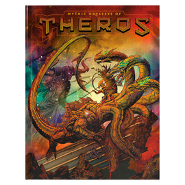 Dungeons & Dragons - Mythic Odysseys of Theros (Alternate Art)