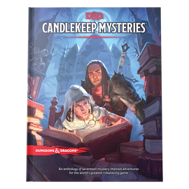 Dungeon's & Dragons - Candlekeep Mysteries